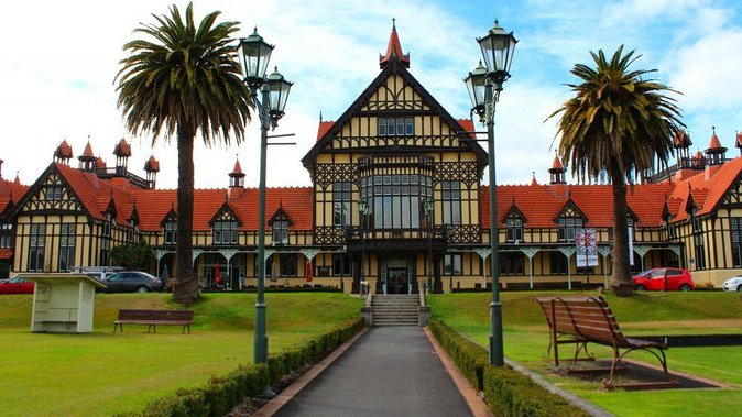 Shore Excursion: Rotorua Sightseeing Tour vanuit Tauranga