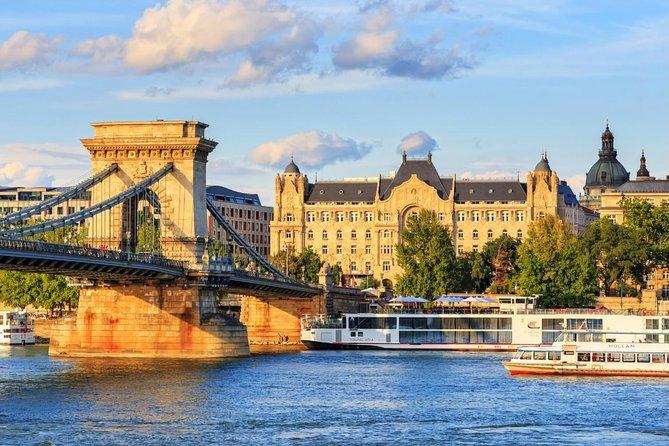 Lo mejor de Budapest, viaje de un día desde Viena