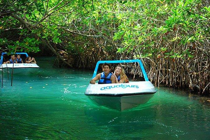 Snorkling och Speed Boat Tour