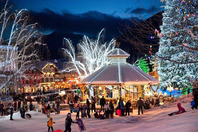 Where To See Christmas Lights Near Lakewood Wa 2021
