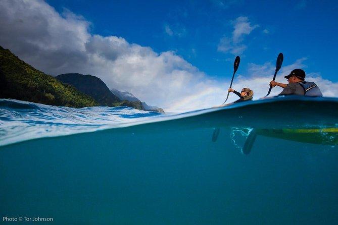 Na Pali Coast - Summer Sea Kayaking Tour