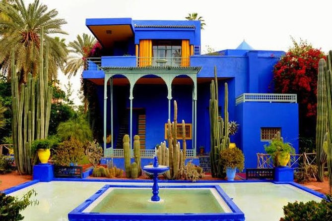 Sightseeing through Marrakech Day Tour