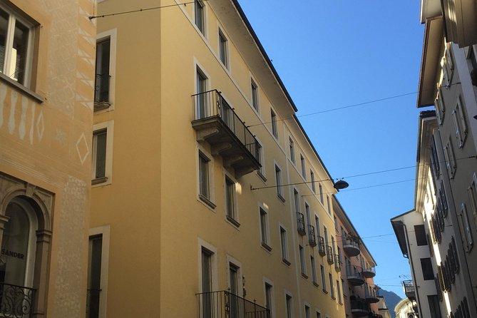 Lugano Architectural Highlights City Walking Tour
