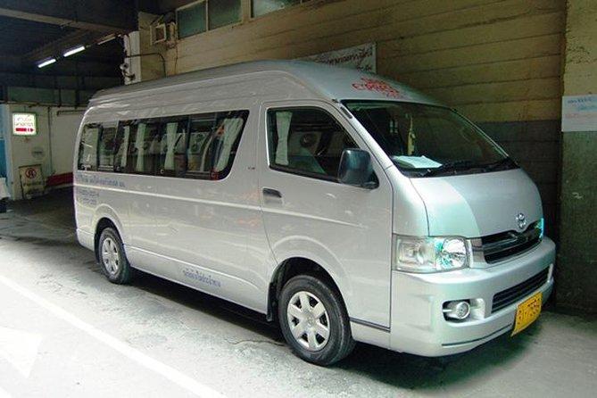 Private Tour: Ayutthaya by Chauffeured Minivan from Bangkok