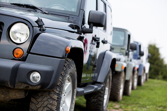 4WD Off-Road Driving Experience in Malmo