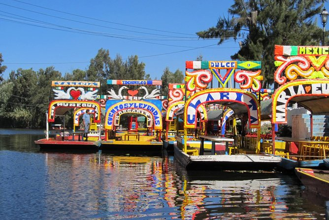 Private Tour Mexico City: Xochimilco, Frida Kahlo Museum and Coyoacan