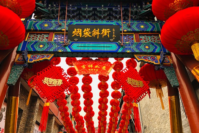 Half-Day Private Beijing Hutong Walking Tour with Dim Sum