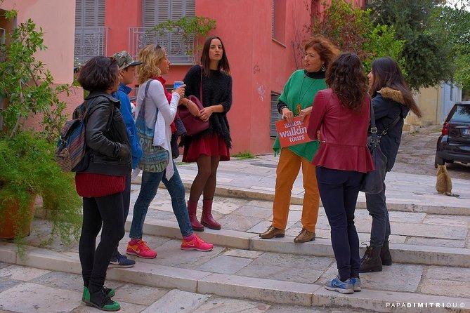 Excursión por la costa: Monastiraki y Plaka, el tour al casco antiguo de Atenas con traslado