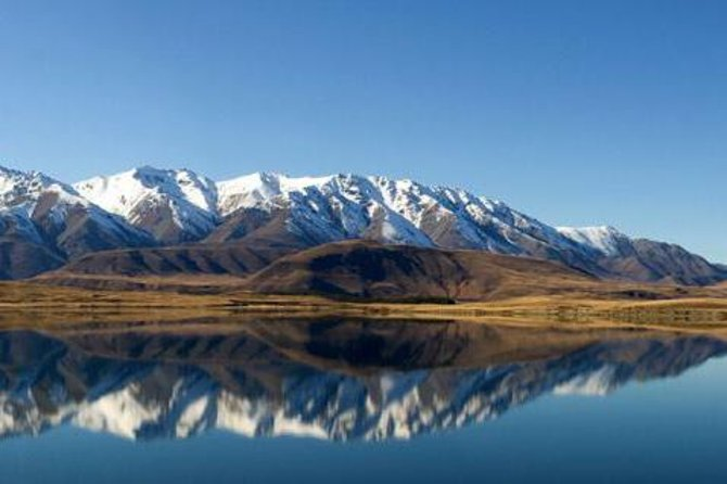 Christchurch Super Saver: Christchurch dubbeldekker bustour plus Lord of the Rings Journey to Edoras Tour