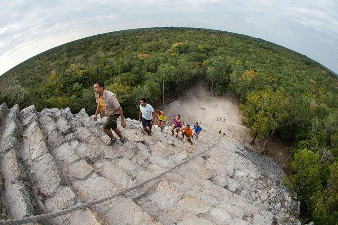 4-i-1 Adventure Tour: Playa del Carmen, Tulum, Coba og Cenote