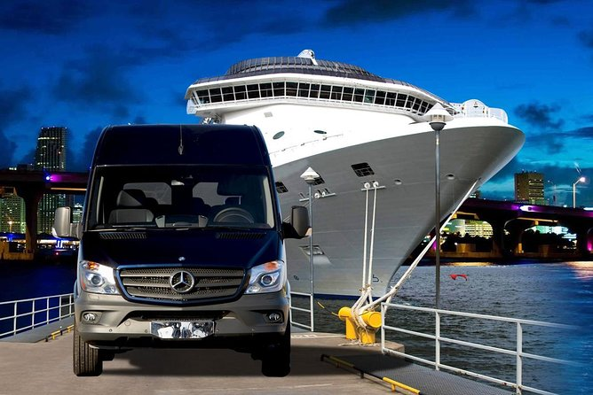 Shared Transfer from Civitavecchia Port to Rome or Vice-Versa (max 8 people)