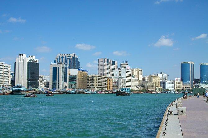 Visite d'une demi-journée de la ville Dubaï
