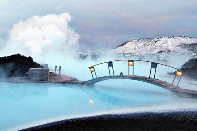 Blue Lagoon Spa Including Admission And Roundtrip Transport From Reykjavik