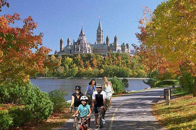 Cycle the Fall Colours