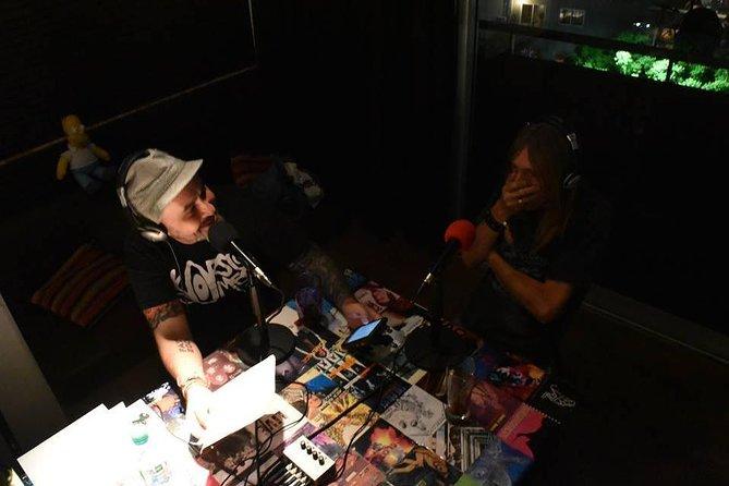 Live Radio Talk Show Experience en Buenos Aires