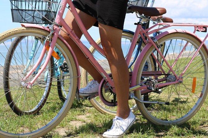 Lokal guidet sykkeltur i Napier
