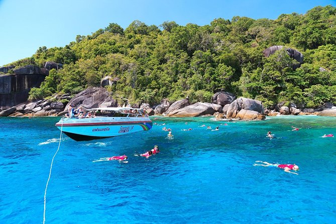 Similan Island Day Tour (JOIN TOUR) photo 7