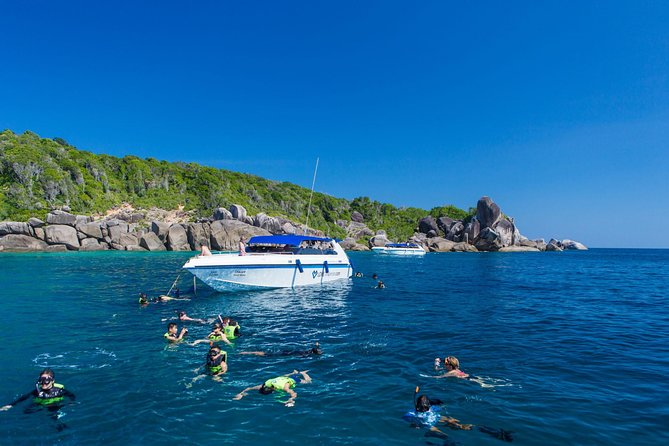 Similan Island Day Tour (JOIN TOUR) photo 2