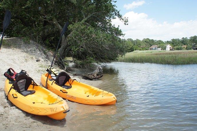 Single Kayak Rental - Full day