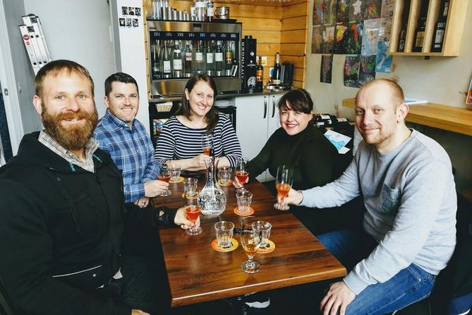 Old Town Beer and History Tour (Viator Only)