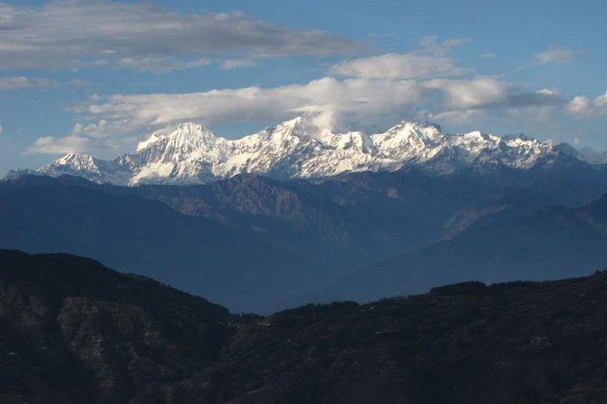 Randonnée d'une demi-journée à Nagarjuna Hill, au départ de Katmandou