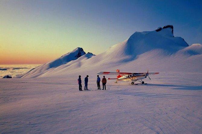 55 minute Grand Circle Ski Plane