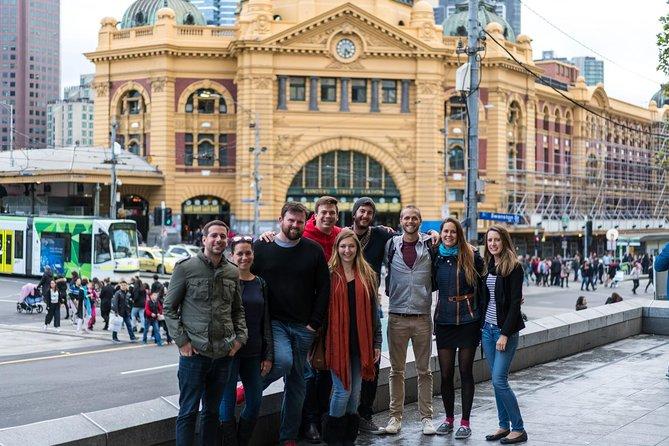 Velkommen til Melbourne Tour inklusive Eureka Skydeck Entry