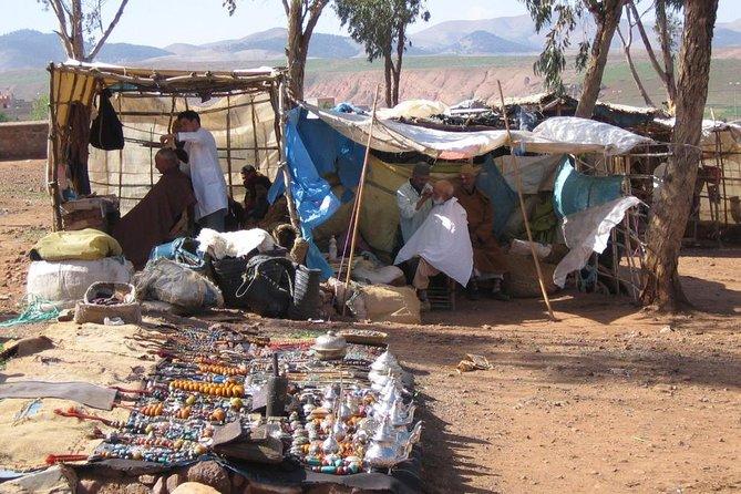 Wekelijkse markttour vanuit Marrakech