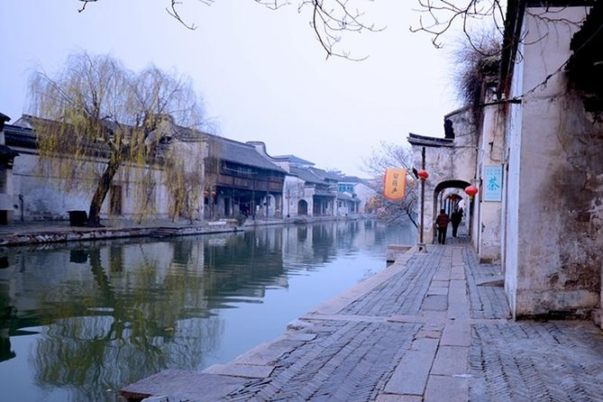 From Shanghai: Nanxun Ancient Water Town Private Full-Day Tour
