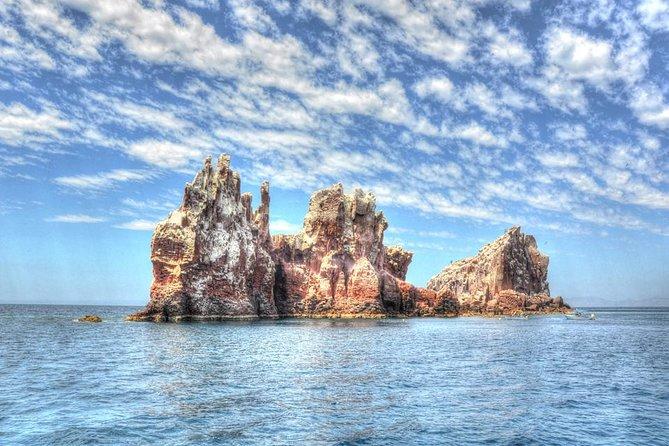 Todos Santos och Espiritu Santo Island Snorkel Expedition från Los Cabos