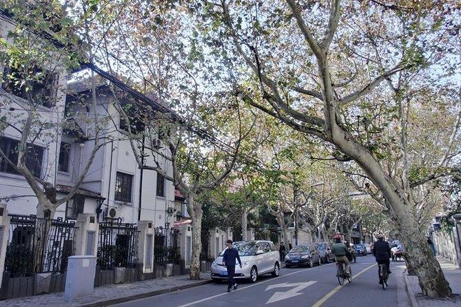 Recorrido a pie privado: Xintiandi y Hengshan Road en Shanghai