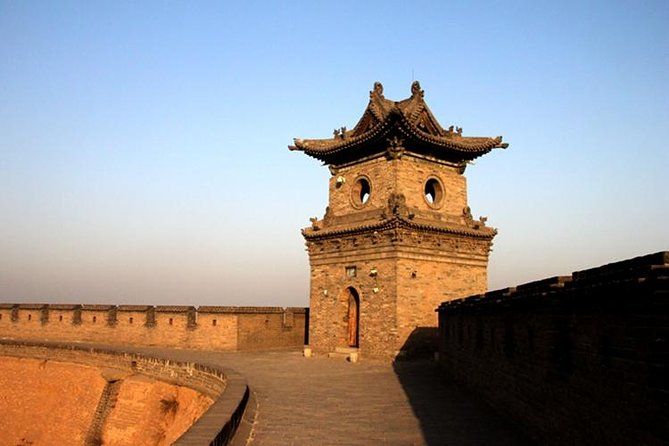 Full-Day Pingyao Old Town Private Walking Tour With Lunch