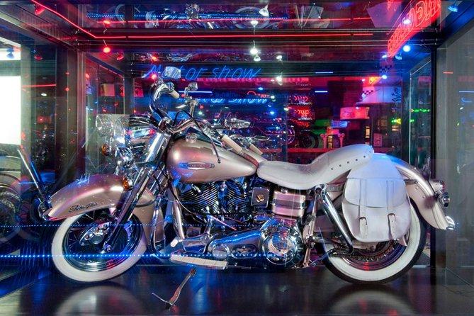 Entrada al Harley Motor Show