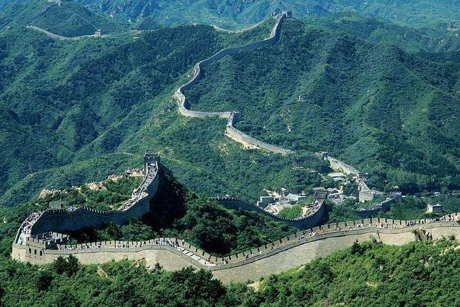 All-inclusive private day trip to Mutianyu Great Wall and Summer Palace