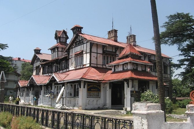 Shimla Heritage Walk with Summit - a Local Writer and a story teller.