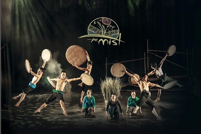 The Mist show - Saigon Opera house- Ticket only