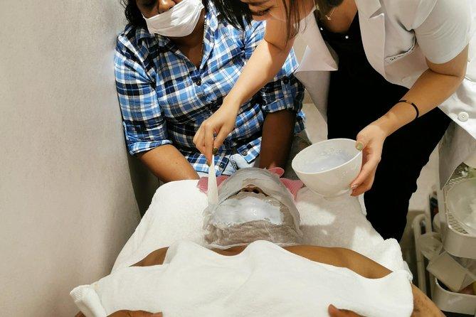 Korea Facial Treatment Class