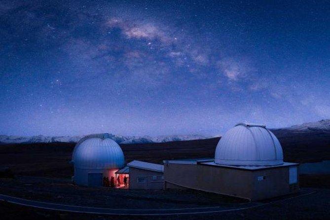 Summit Experience - University of Canterbury Mt John Observatory