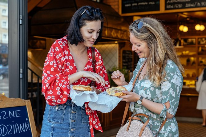 Withlocals The 10 Tastings ™: Excursão gastronômica privativa em Varsóvia