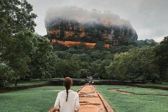 02 Days Private Sigiriya and Minneriya Tour with Village Experience from Colombo