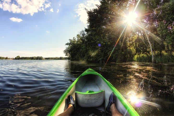 Fun Kayaking In Lake Trasimeno - Umbria
