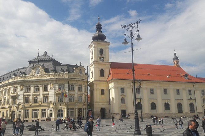 Sibiu saxon town & Brancoveanu monastery - Day Tour from Brasov