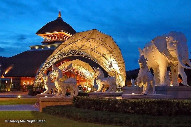 Chiang Mai : Night Safari tour with round trip transfer from hotel Ticket