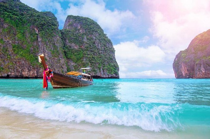 Phi Phi Island Tour by Big Boat (JOIN TOUR) photo 1