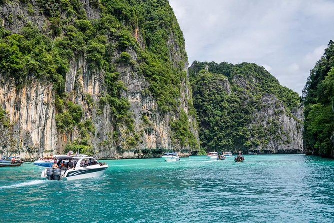 Phi Phi Island Tour by Big Boat (JOIN TOUR) photo 9