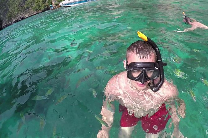 Phi Phi Island Tour by Big Boat (JOIN TOUR) photo 2