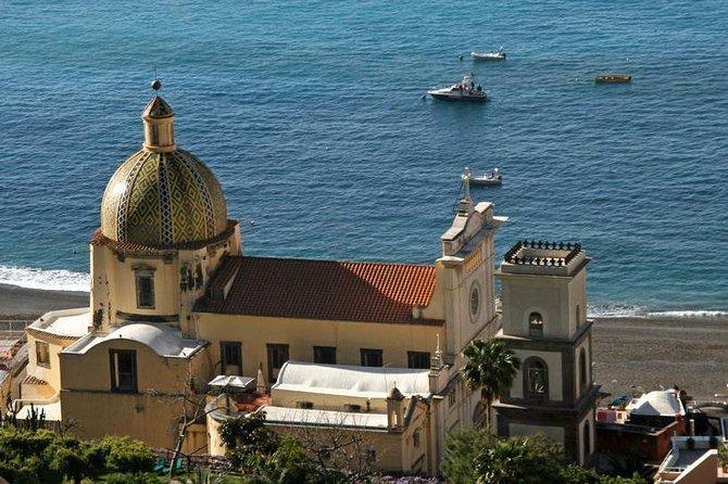 Capri, Positano and Pompeii Private Tour