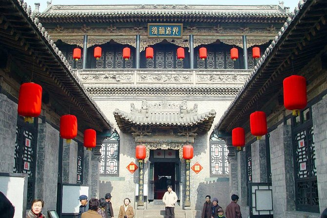 2-Day Pingyao Tour from Xi'an by High Speed Train