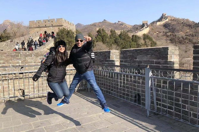 1-Day Badaling Great Wall and Ming Tombs Tour with Sacred Way from Beijing