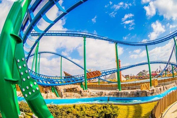From Krakow: Energylandia - amusement park